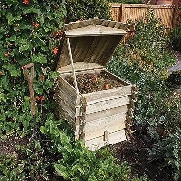 Compostador de colmena para muebles de jardín: Amazon.es ...