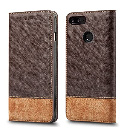 huge discount 20477 629e4 Techstudio Leather Wallet Case Magnetic Closure Flip: Amazon.in ...