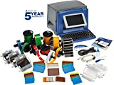 Brady S3100 Sign and Label Printer with Workstation SFID Software Suite General Industrial Supply Kit - S3100W-PIPE-KIT