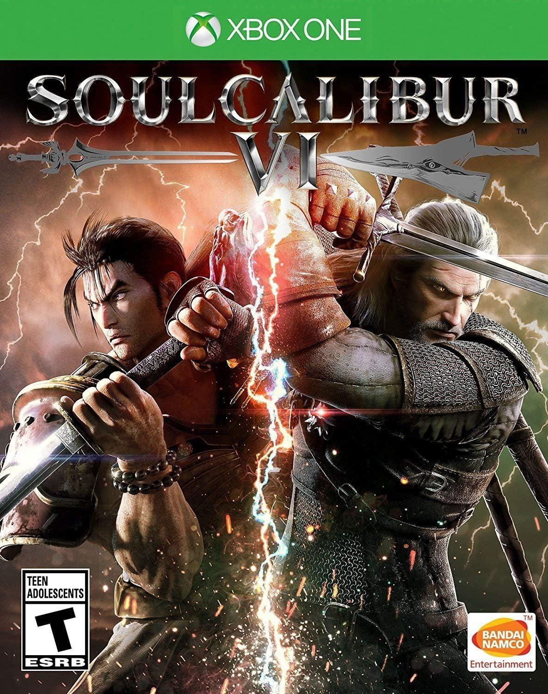 Amazon com: Soulcalibur VI - Xbox One [Digital Code]: Video Games