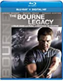 The Bourne Legacy [Blu-ray + Digital HD] (Bilingual)