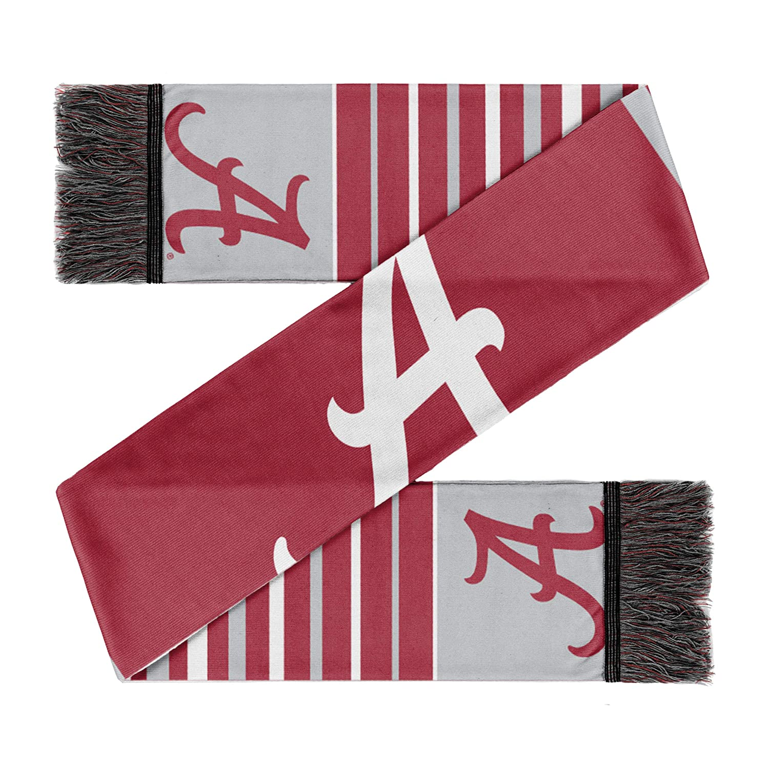 Limited Edition Neck Scarf Represent Your NCAA College and Show Your Team Spirit with Officially Licensed Fan Gear FOCO Big Logo Scarf