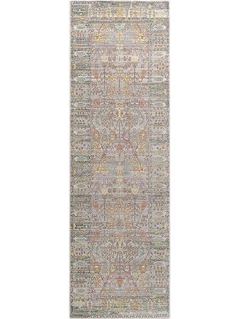 Benuta Teppich Läufer Visconti Braun 70x240 Cm | Moderner Teppich Für Wohn   Und Schlafzimmer