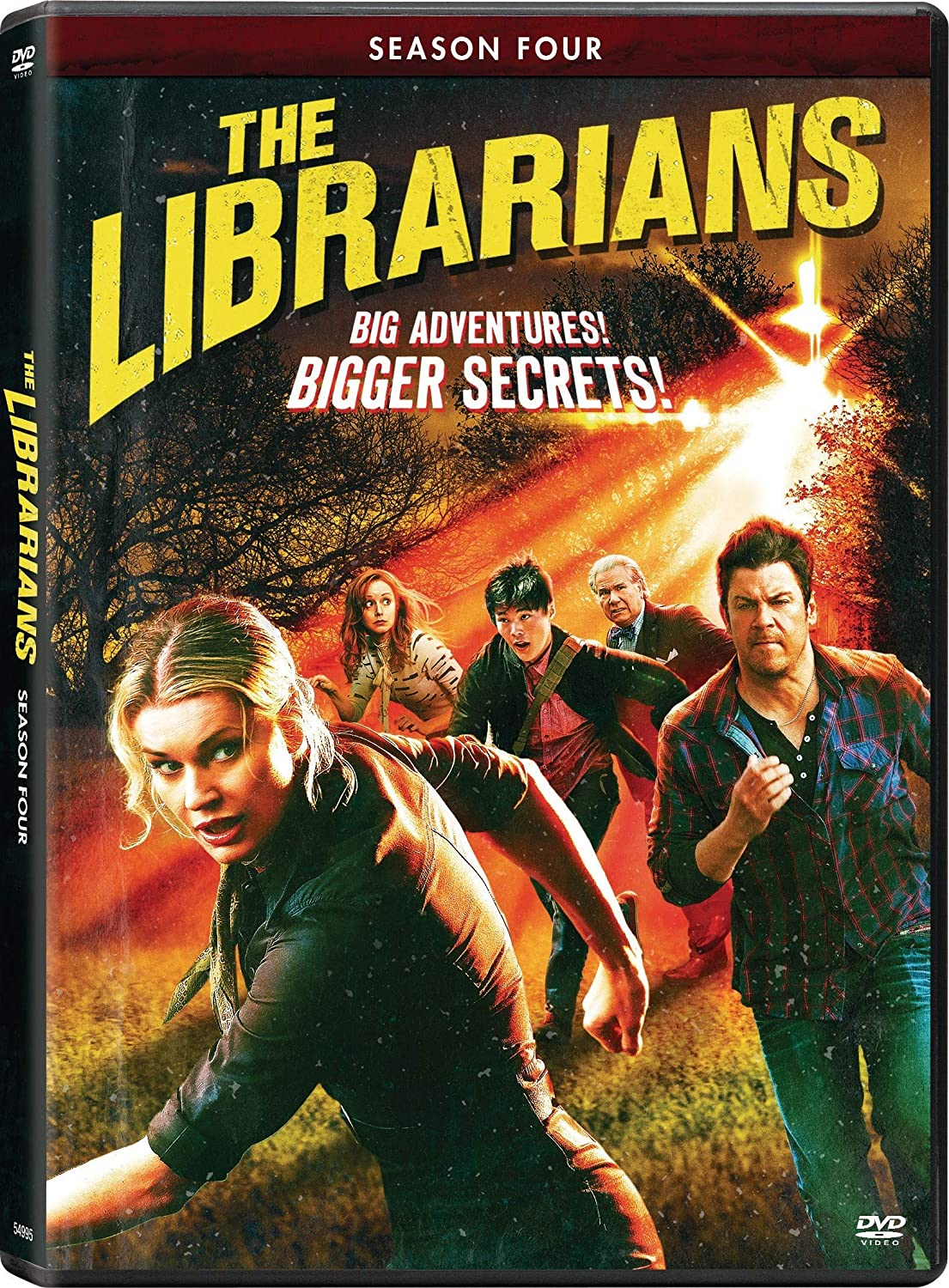 The Librarians - Season 04 (Sous-titres français) Christian Kane Lindy Booth Rebecca Romijn Geoffrey Thorne