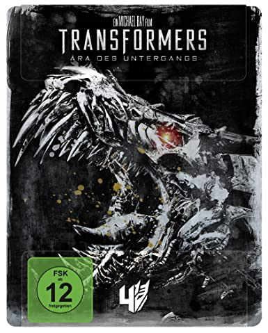 Transformers - Ära des Untergangs - Blu-ray - Steelbook [Limited Edition]
