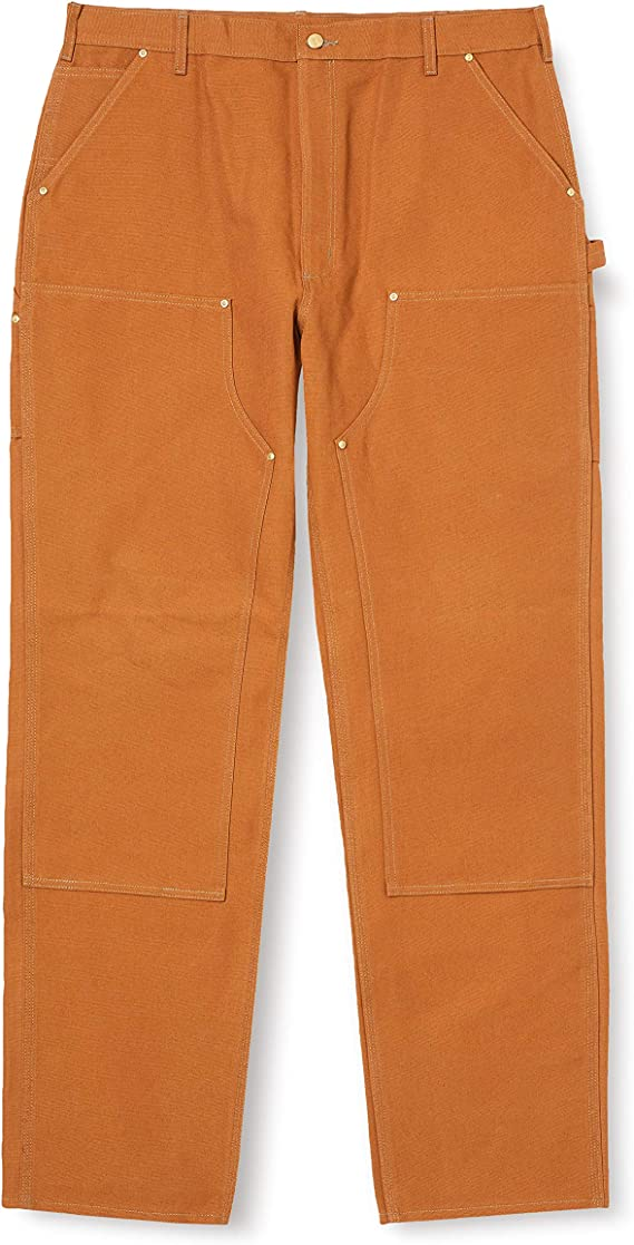 double-front work pants