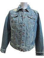 Tommy Hilfiger Jean Jacket Womens Jeanne Vintage