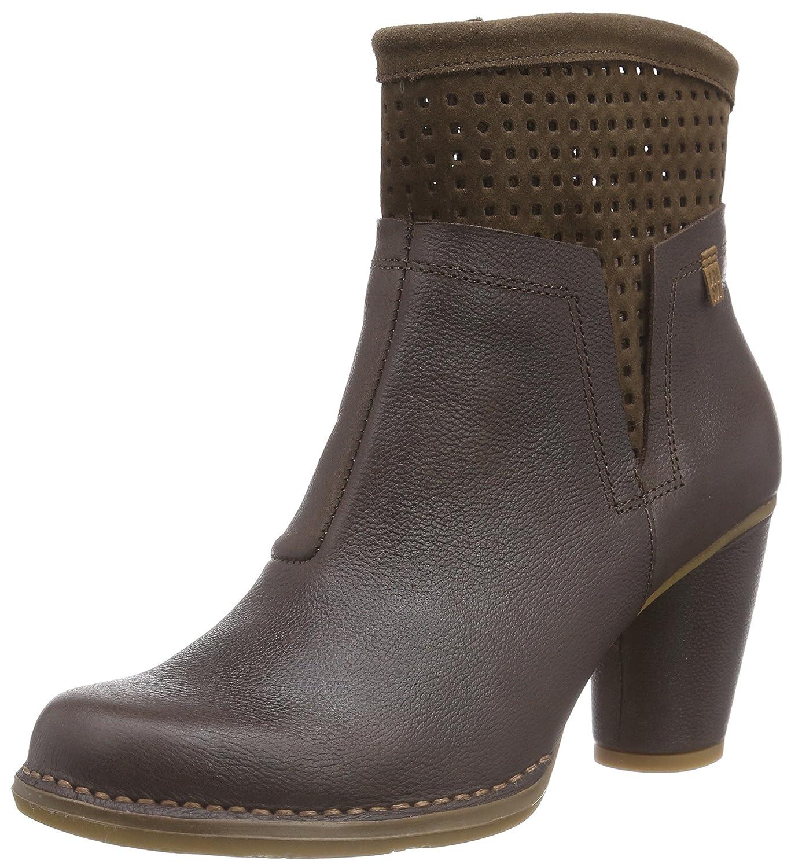 El Naturalista N495 Colibri - Botas de Cuero Mujer: Amazon.es: Zapatos y complementos