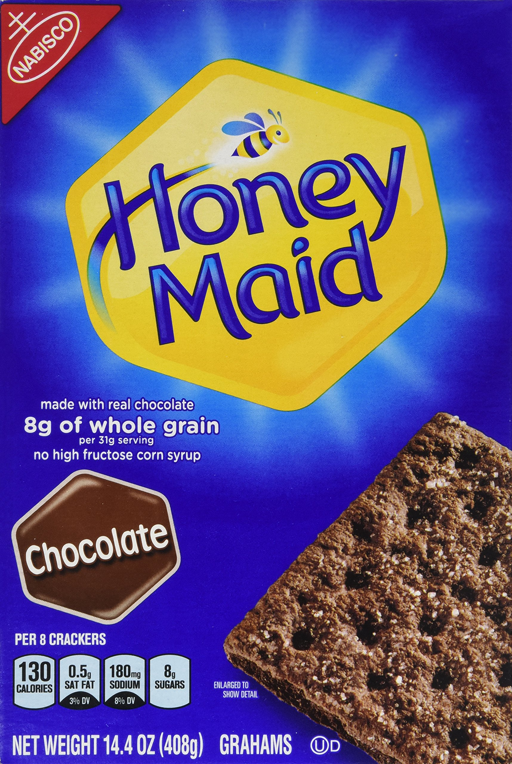Amazon Com Nabisco Honey Maid Graham Crackers Cinnamon