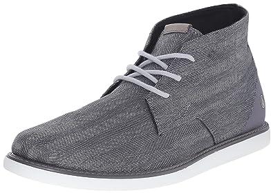 Volcom Mens Del Mesa Chukka Boot Cool Grey