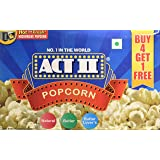 ACT II Microwave Popcorn, 495g (Pack of 5)