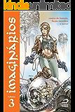 Imaginários - contos de fantasia, ficção científica e terror volume 3