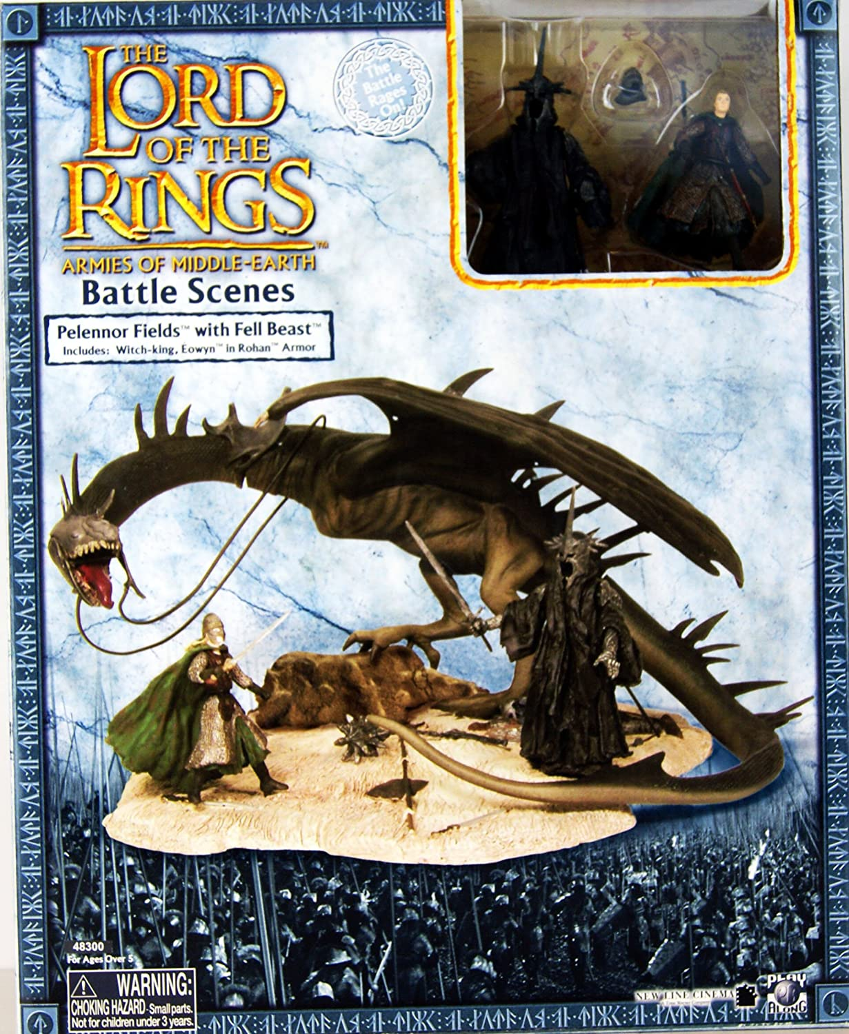 Amazon.com: The Lord Of The Rings Aome Battle Scenes ...