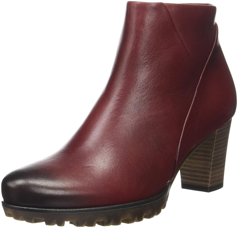 Gabor Shoes Comfort Sport, Botas para Mujer41 EU|Rojo (Dkredsn/Ama/Mi)