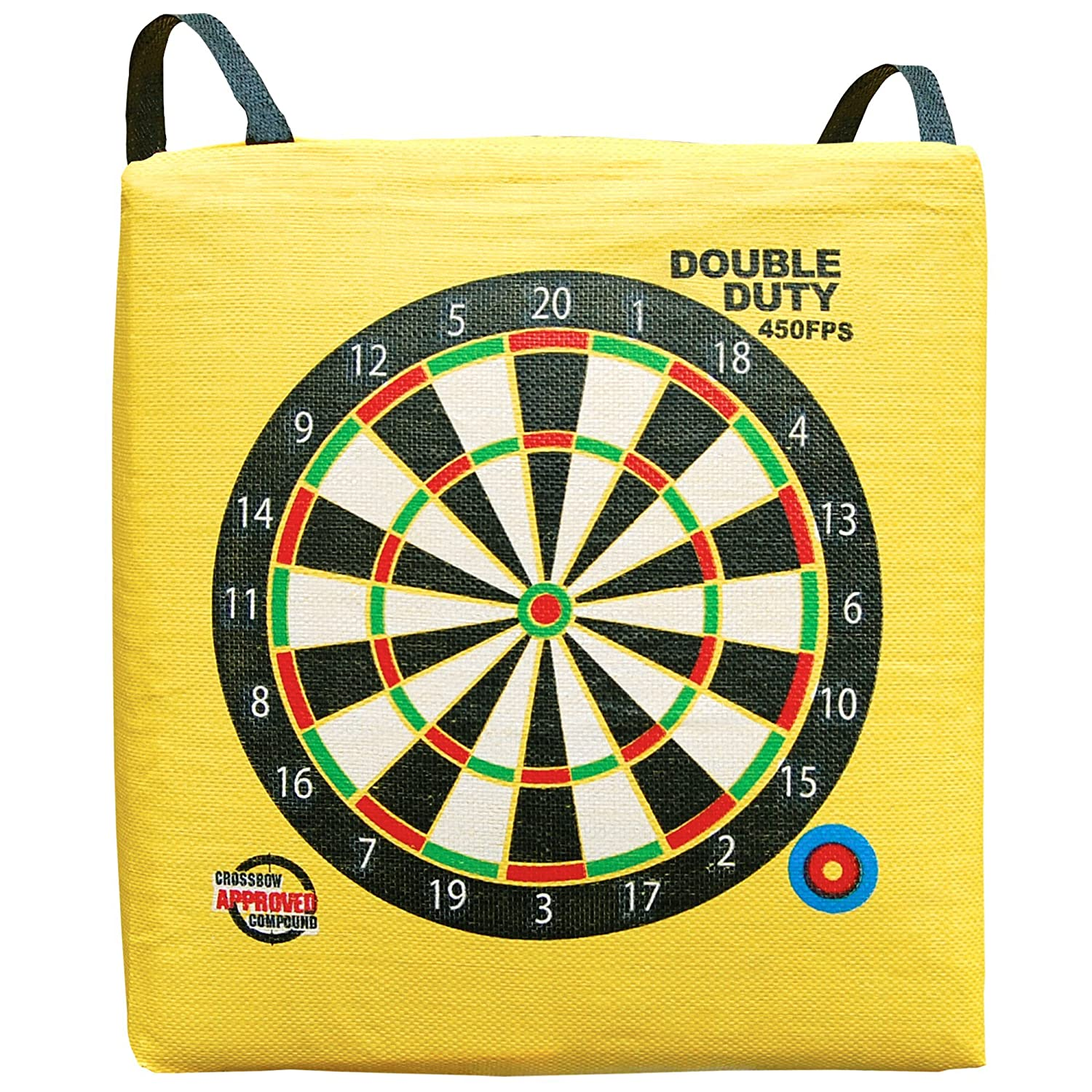 amazon com morrell double duty 450 fps field point archery bag