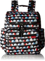 Skip Hop Forma Travel Carry All Diaper Bag Tote with Insulated Bag, One Size, Domes