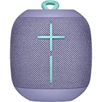 UE Wonderboom - Bocina inalámbrica, bluetooth, resiste golpes, impermeable, con conexión por partida doble, Color Lila