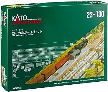 Kato - Tren para modelismo ferroviario N Escala 1:220 ...