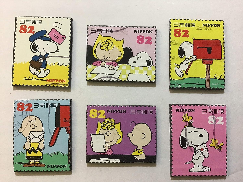 Amazon Snoopy Peanuts Magnets