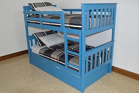 Amazon.com: Mejores camas litera para niños con escalera ...