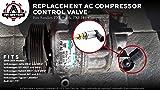 AC Compressor Control Solenoid Valve Fits