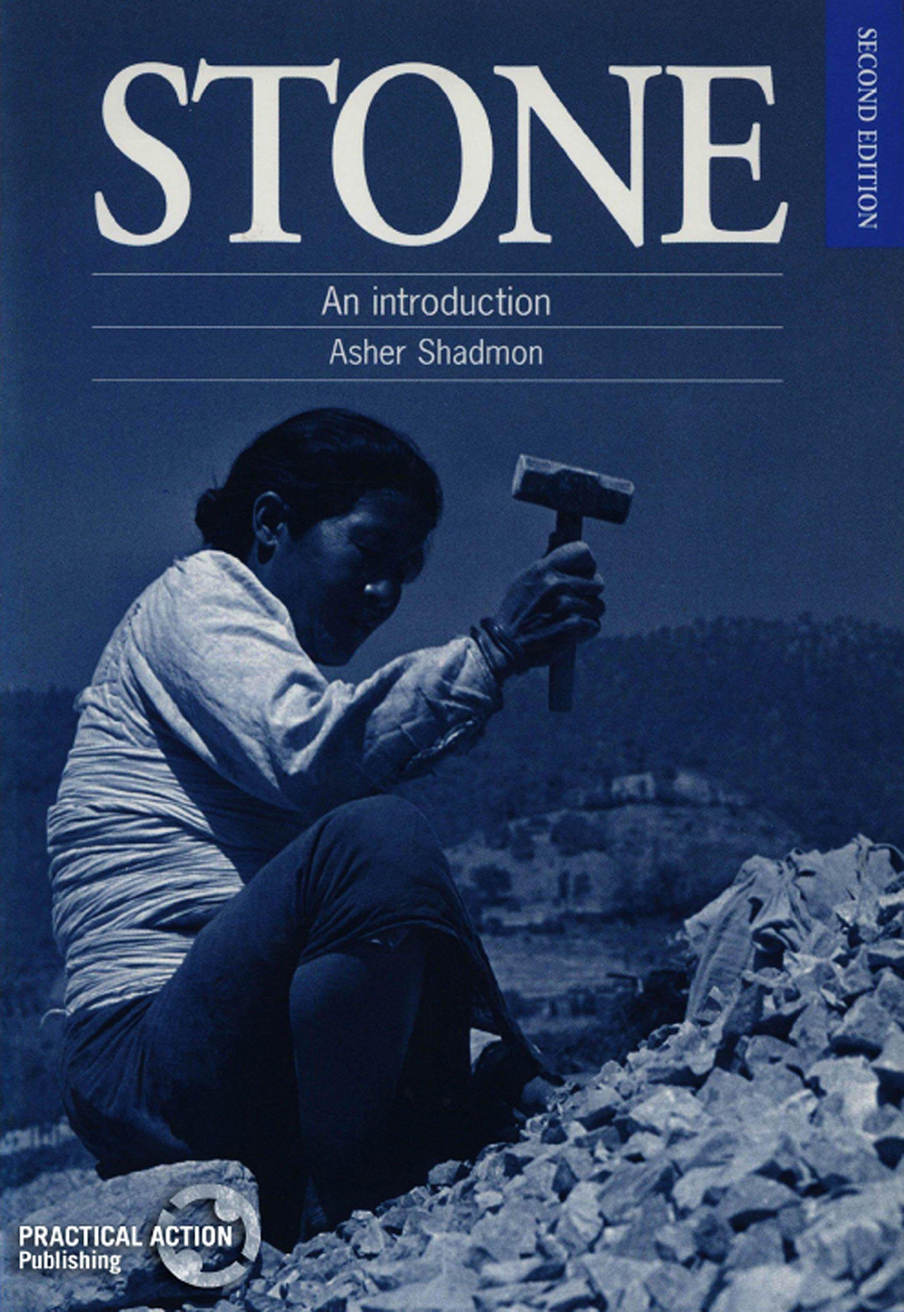 Asher Shadmon Stone An Introduction Asher Shadmon 9781853393136 Amazoncom Books