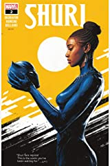Shuri (2018-2019) #2 Kindle Edition