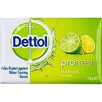 Dettol Profresh Refresh Bar of Soap Citrus (Pack of 3)