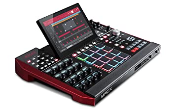 Akai Professional MPC X | Fully Standalone MPC With 10 1-Inch Multi-Touch  Display, 16GB On-Board Storage, 8 Configurable CV/Gate Outputs, Full  Control