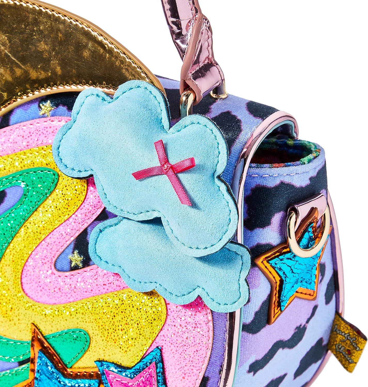Irregular Choice B172-01 Bolsa de Asa Superior de Sint/ético mujer