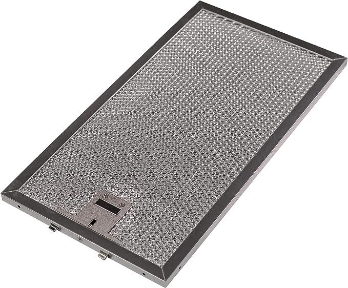 vhbw Filtro Permanente metálico para grasa compatible con Miele DA 219-1, DA 219-2, DA 219-2 EXT Campana extractora metal: Amazon.es: Grandes electrodomésticos