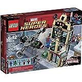 LEGO Super Heroes Daily Bugle Showdown 76005