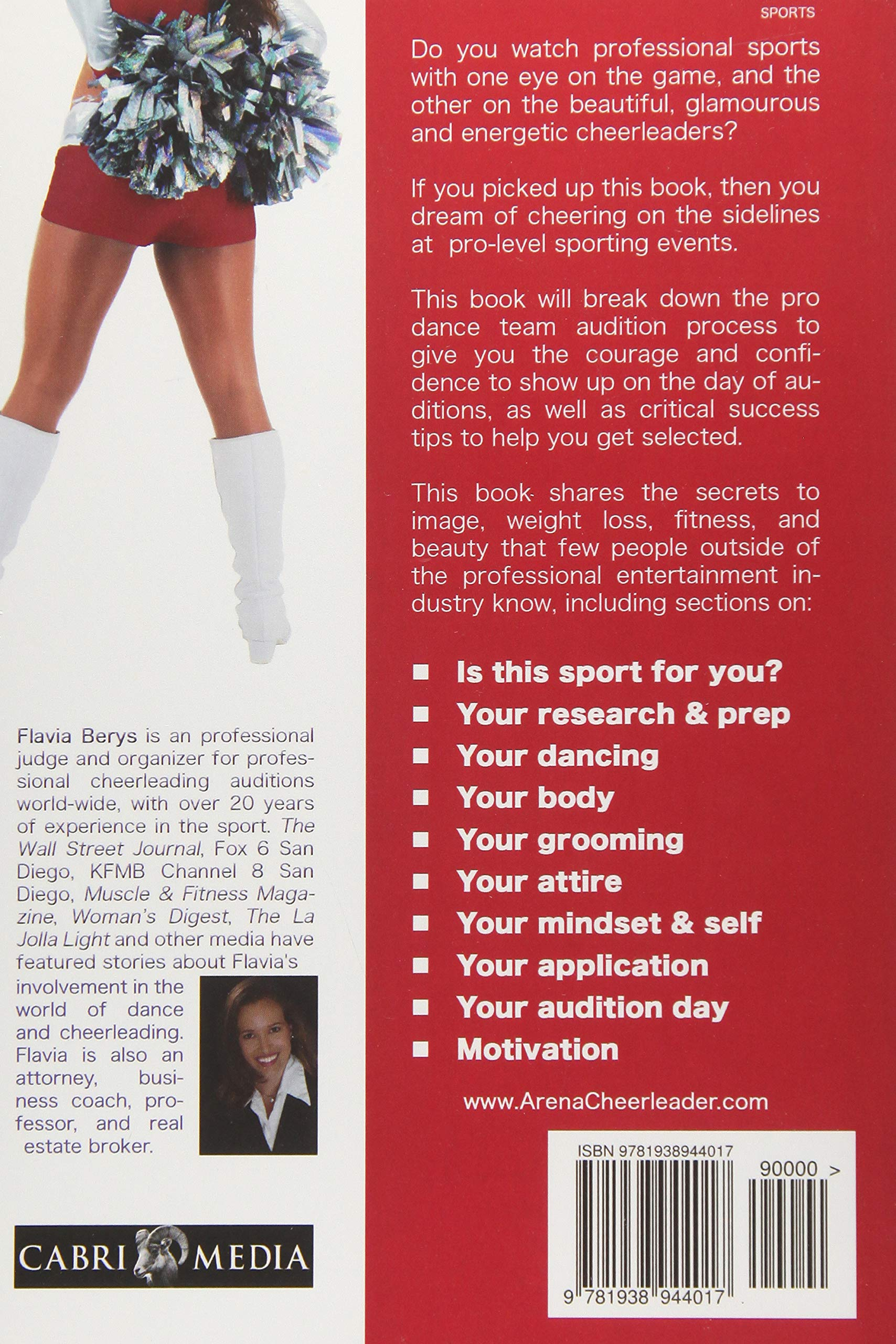 Professional Cheerleading Audition Secrets: How To Become an
