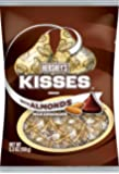 Hershey's Kisses with Almond, 150g