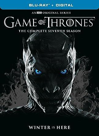 Amazon com: Game of Thrones: the Complete Seventh Season