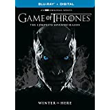 Game of Thrones: The Complete Seventh Season (BD+DC) [Blu-ray]