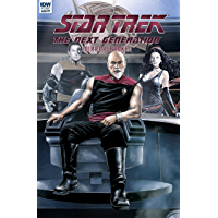 Star Trek: TNG: Mirror Broken #0 (English Edition)