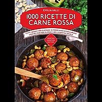 1000 ricette di carne rossa (eNewton Manuali e Guide) (Italian Edition)