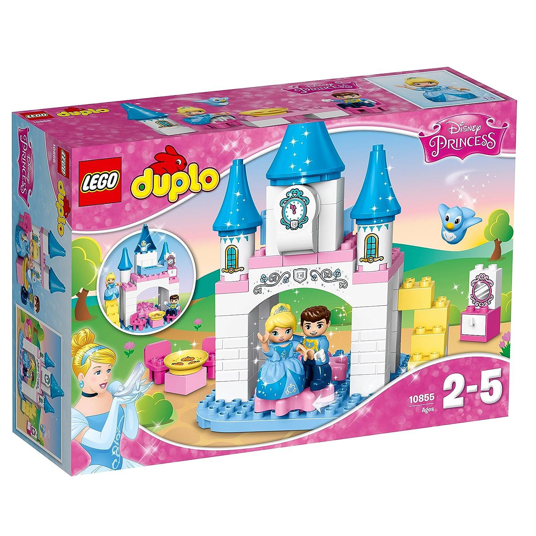 Disney Prinzessinnen Schloss - Lego Duplo Cinderellas Märchenschloss