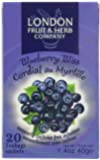 London Fruit & Herb Company Tea, Blueberry Bliss, 20 Count