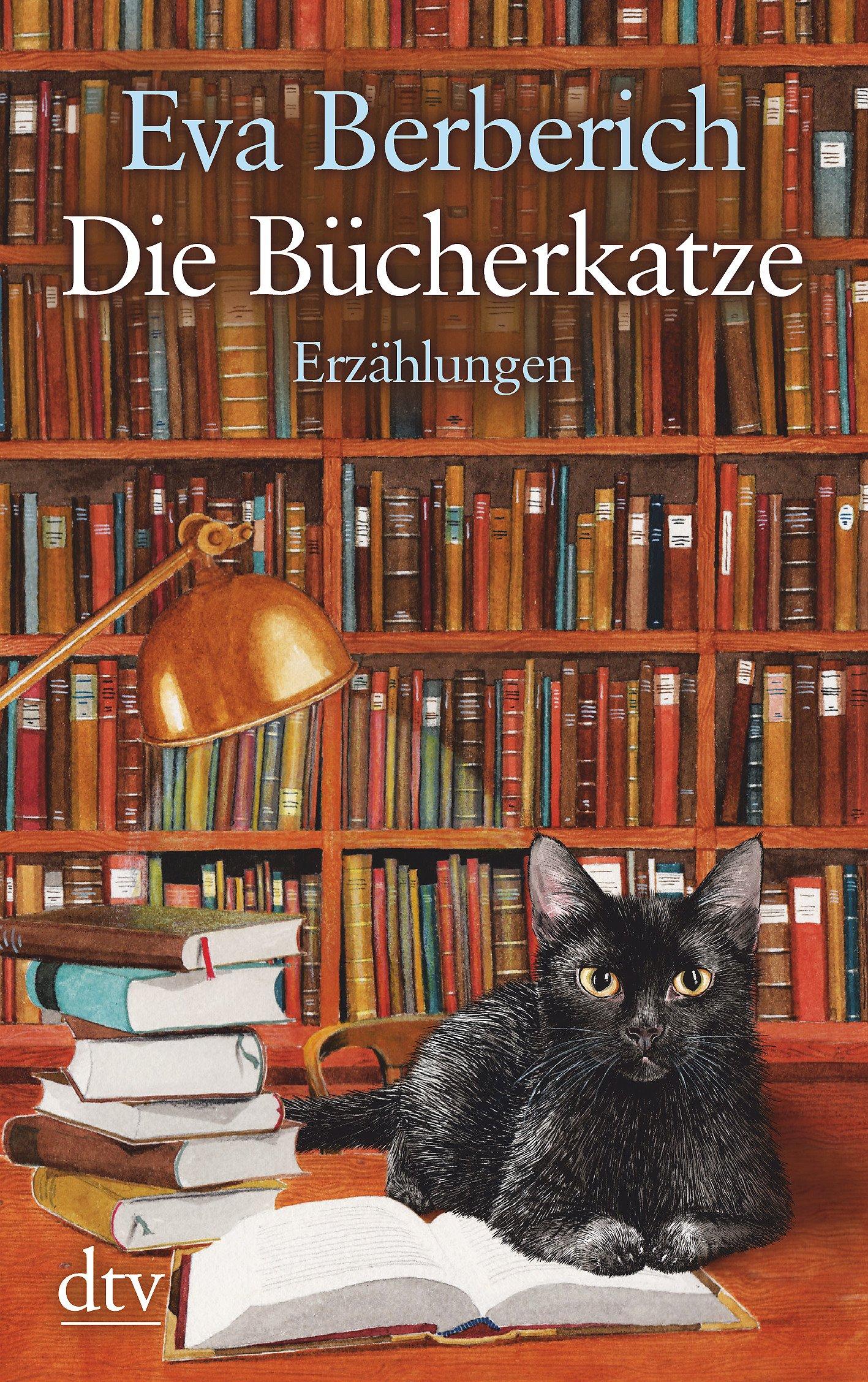 Die Bücherkatze: Erzählungen (dtv großdruck)