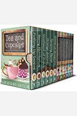 Tea and Cupcakes: Twelve Book Cozy Mystery Collection Kindle Edition