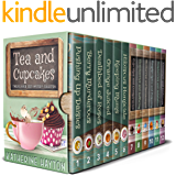 Tea and Cupcakes: Twelve Book Cozy Mystery Collection