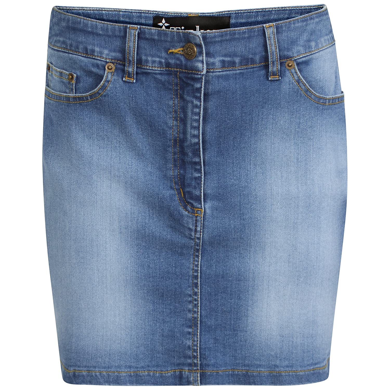 TTC Denim Stretch Mini Skirt Stone wash Mini Skirt Dianne S//W 8 10 12 14 16 18