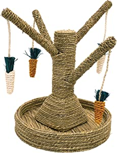 Rosewood Bunny Fun Tree