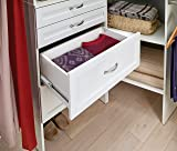 ClosetMaid 4874 SuiteSymphony 25-Inch X 10-Inch