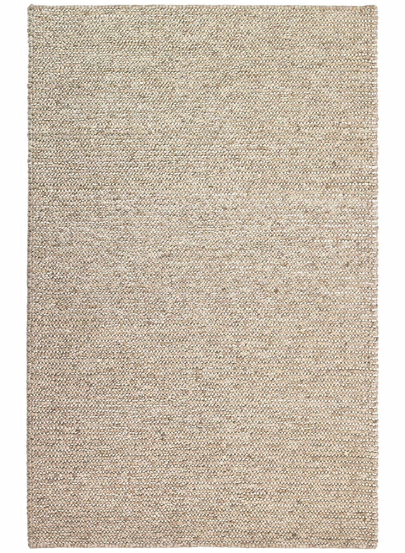 un Amour von Teppich 20116Look 603Teppich Moderne ungefärbt Wolle Beige 200x 300cm