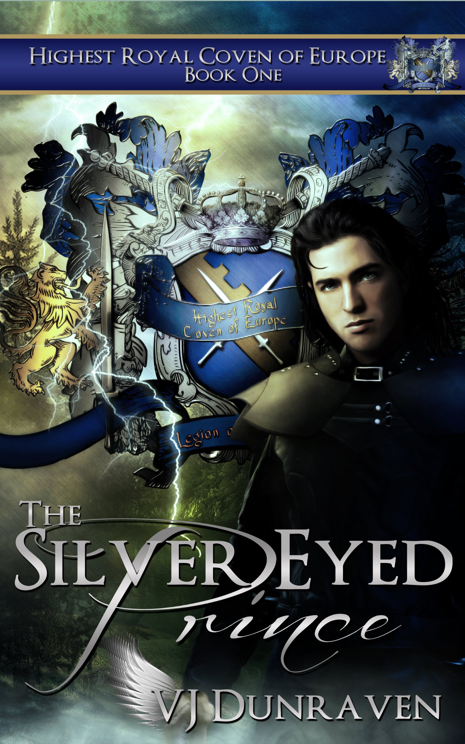 Download The Silver Eyed Prince (Highest Royal Coven of Europe) PDF