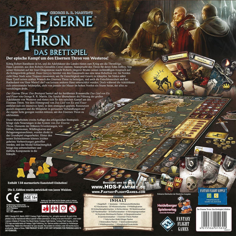 Edition Der Eiserne Thron Das Brettspiel 2