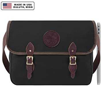 Amazon.com: Duluth Pack 15-Inch Laptop Bolsa para libro ...